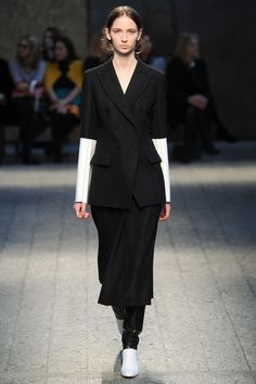 Sportmax Fall 2014 Ready-to-Wear Collection Slideshow on Style.com