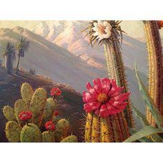 Paul Grimm, Symbol of the Desert, 1948