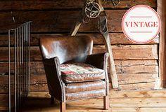 Après-Ski: Aspen Lodge-Inspired Vintage Decor