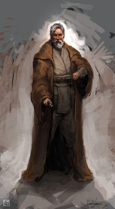 Obi-Wan Kenobi - CarlosNCT.deviantart.com