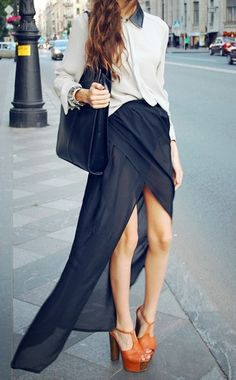 skirt and shoes!!!!
