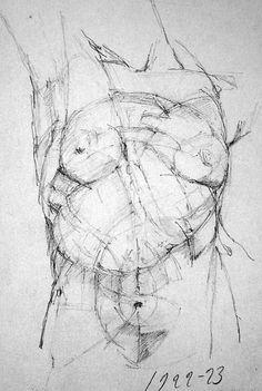 giacometti torso