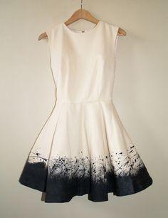 Atrévete a DIY en Inglés: vestido DIY: Pollock Impulso