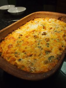 Chicken and Broccoli Casserole--Made this the day I found it..SO GOOD!!