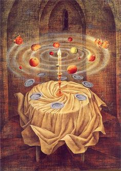 Page: Still life Reslicitando Artist: Remedios Varo Completion Date: 1963 Style: Surrealism Genre: still life WikiPaintings.org - the encyclopedia of painting