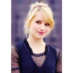 dianna agron | Tumblr ❤ liked on Polyvore