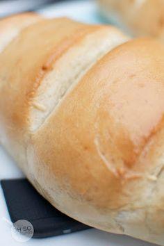Oh SO Delicioso!: Easy French Bread