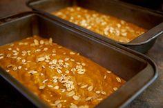 Perfect for Fall - Oatmeal Pumpkin Spice Bread Recipe