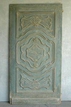 walnut door, old doors