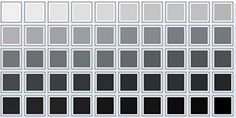 Fifty shades of grey <3
