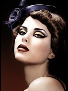 Steampunk makeup ideas