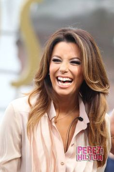 Eva Longoria hair @Polishia Ethridge this should be your hair!?