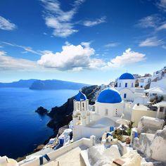 Santorini dreams