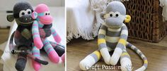 The Great Sock Monkey Challenge - I don't know that this is still going on, but I love it and want to participate.