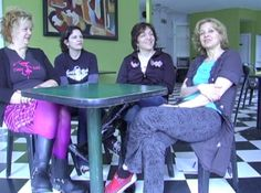 ChiIL Mama Interviews Candy Band (punk for kids) 3-13-2011. Video by ChiIL Mama.