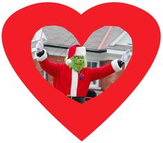 10 questions that reveal if you are in fact dating a Grinch.