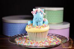 Fairy Tale Recipe and Tutorial: Rainbow Unicorn Cupcakes by Juniper Cakery