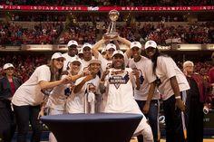 Indiana Fever:  2012 WNBA Champions