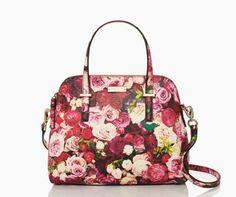 rose, kate spade handbags 2014