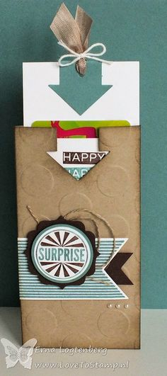 Love To Stamp: Gift Card!