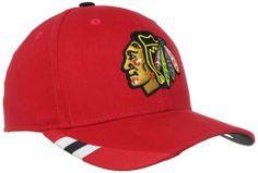 NHL Chicago Blackhawks Structured Adjustable Hat, One Size adidas. $11.50. Save 39%!