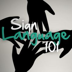 Sign Language lessons