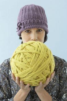 Free Crochet Pattern: Margaret's Hat