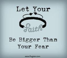 always have faith,