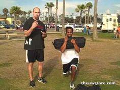 Underground Wellness: Sandbag Training with Josh Henkin