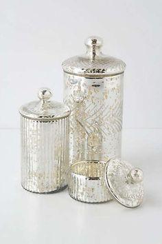 Monarch Mercury Jar, Tall