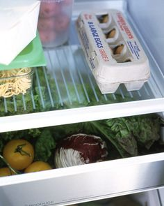 Cleaning Your Fridge...The refrigerator is one of the hardest working appliances in your home -- and one that often takes a beating. It's subject to spills, varied odors, and overcrowding, and it's the one appliance that never gets a rest. A clean refrigerator promises to keep food fresher, so do your best to maintain the cleanliness of this kitchen workhorse.