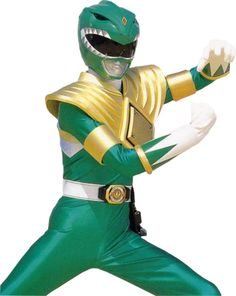 Who didn't have a crush on the Green Ranger?