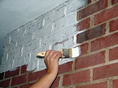 Should I Paint Brick? Here's options to consider before doing so: http://www.mosbybuildingarts.com/blog/2013/01/16/should-i-paint-brick/