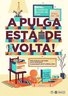 Ana Types Type - Flea Market Porto
