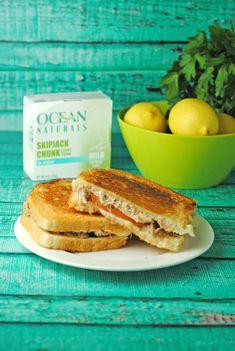 Tuna Melts from @jen @ Juanita's Cocina #recipe #sandwich