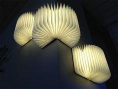 Lumio: Stunning Portable Light that Folds like a Book
