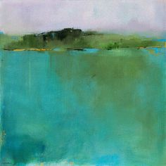 Abstract Landscape Painting Large Contemporary Acrylic di jgouveia, $2900.00