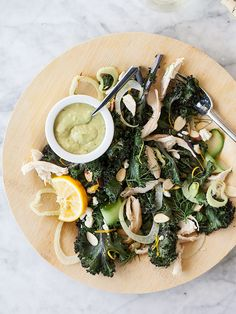 Great ideas for kale. Modify for Primal.