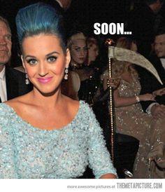 Gaga is watching you…