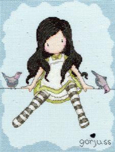 cross stitch kit.