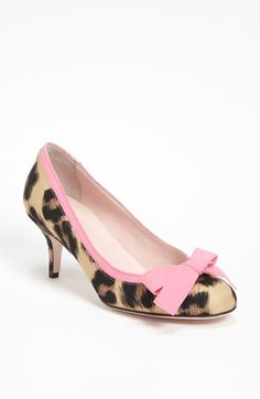 Gorgeous! RED Valentino Bow Pump | Nordstrom