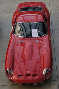 #Ferrari GTO