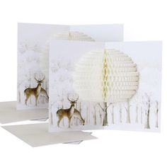 Noel Pop Up Card