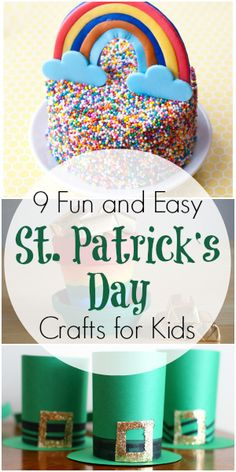 9 Fun and Easy St Patrick's Day Crafts for Kids