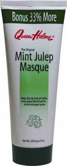Queen Helene Mint Julep Masque is the ultimate solution to skin problems and it is one of the most famous products of Queen Helene.