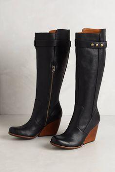 Brass Tacks Boots / anthropologie.com