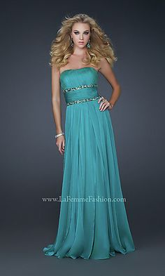 Long  Formal Gown for Ari?