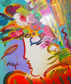 """Original Painting """"Beauty/Fauve Ver. VI"""