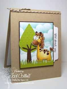 Created by Jodi Collins!  Zoo-pendous Stamps by Whimsie Doodles