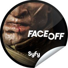 Steffie Doll's Face Off: Supermobile Sticker   GetGlue